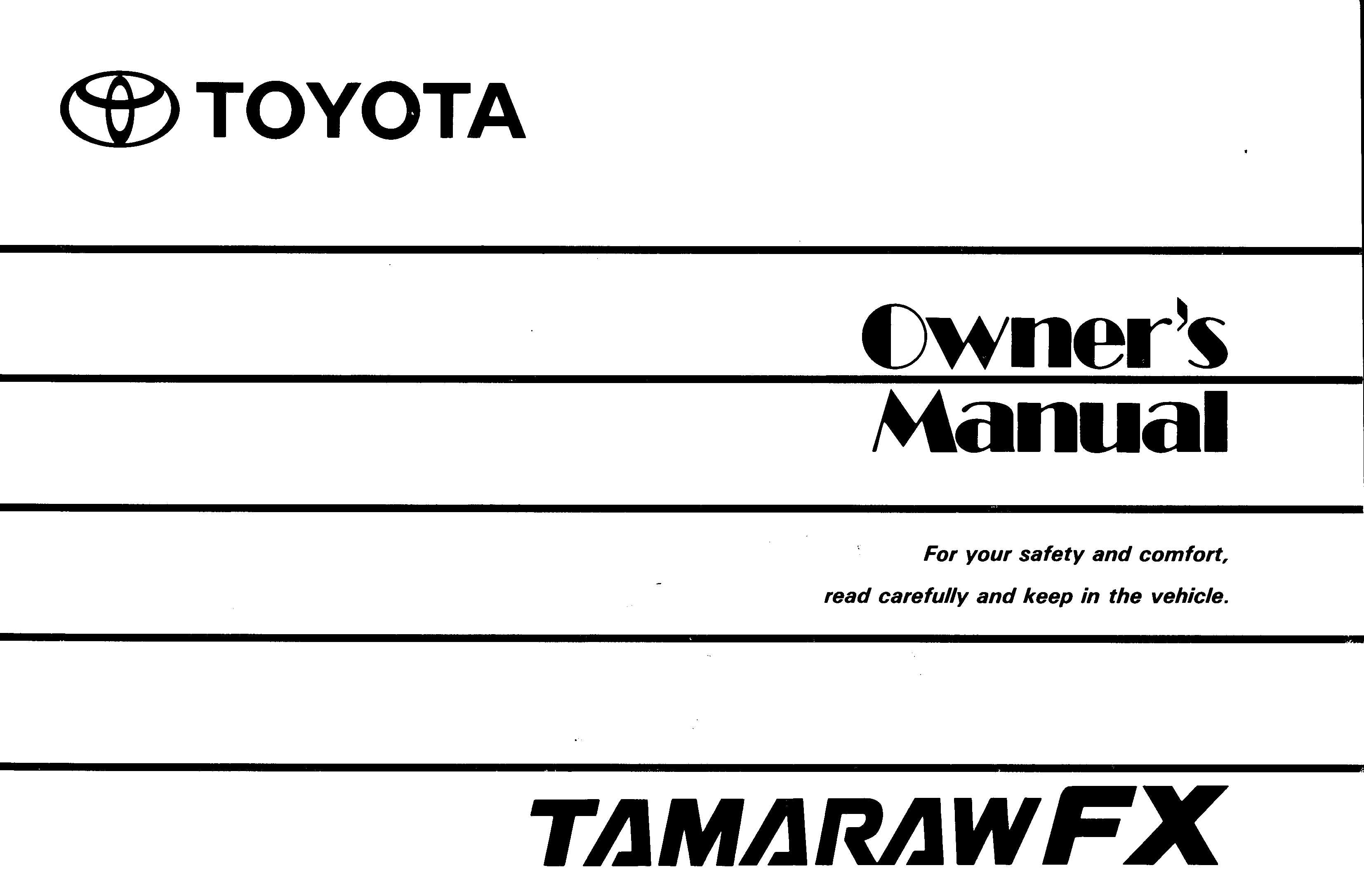 Manual Toyota 7k Wiring Diagram Kijang Efi Array Owner U0027s For Tamaraw Fx U2013 Phdm Manuals Rh Phdmmanuals Wordpress